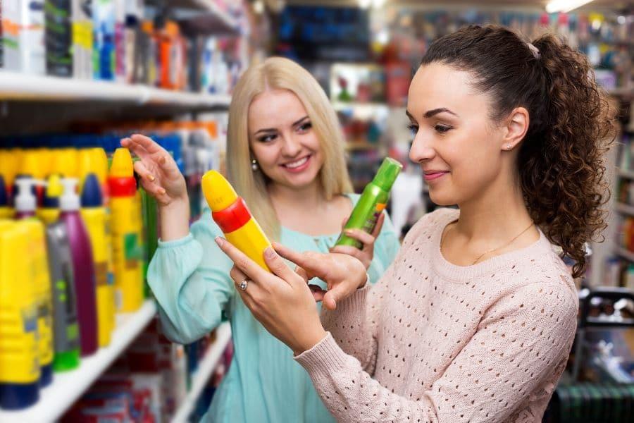 Acheter shampoing pour cheveux teintés