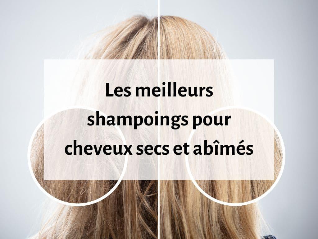 Choisir le bon shampoing pour cheveux secs ou abîmés