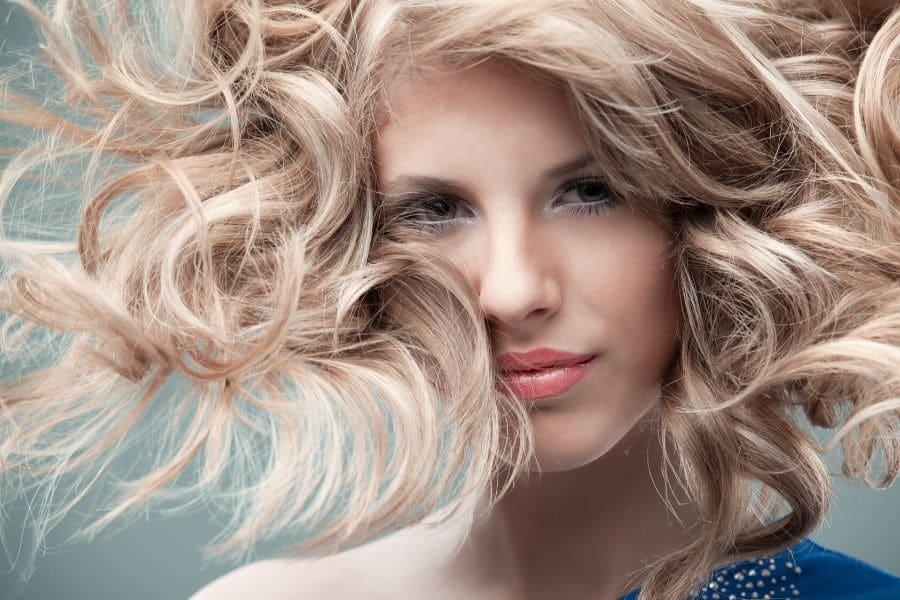 shampoing pour cheveux méchés