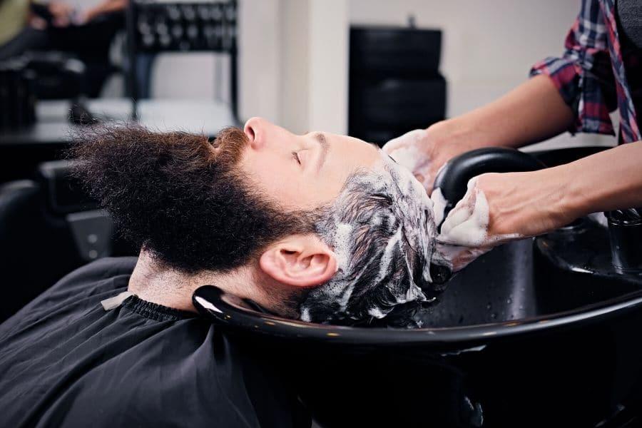 SLS pour shampoing mousseux