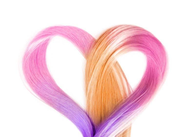 soins capillaires pour cheveux colorés