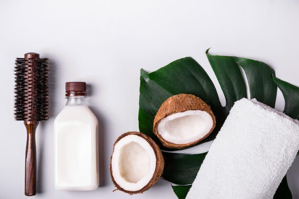 Soin naturel et bio avec l'huile de noix de coco