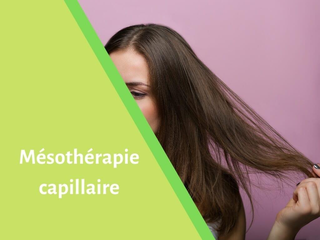 Mésothérapie capillaire: La solution naturelle pour freiner la chute de cheveux 1