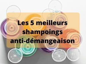 Où trouver les meilleurs shampoings anti-démangeaison ?