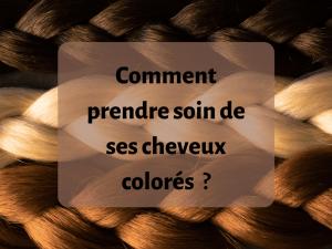 Où trouver les meilleurs produits pour entretenir ses cheveux colorés ?