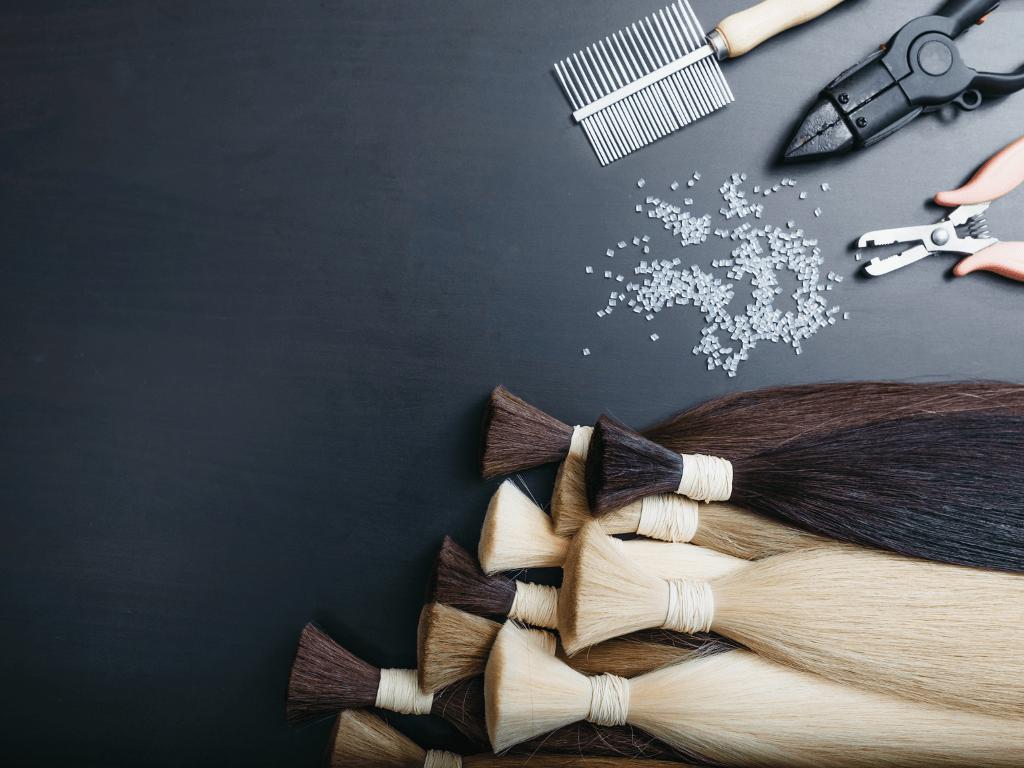 Comment procéder correctement à la pose des extensions cheveux ?